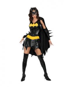 DC Comics Secret Wishes Sexy Batgirl Adult Costume