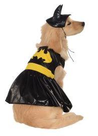 Batgirl Dog Costume