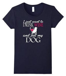 gifts-for-dog-lovers-that-love-wine-tee-shirt-navy-color