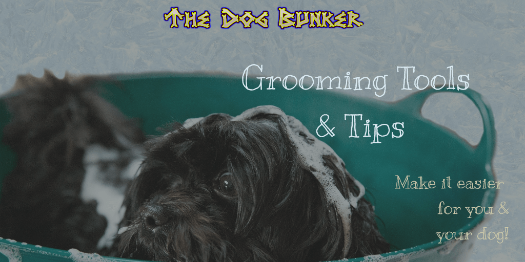 DIY Dog Grooming- 7 Essential Tools & Tips | The Dog Bunker