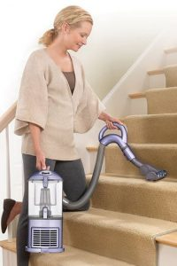 Shark Navigator Lift Away Pet Path Power Brush attachment cleaning stairs